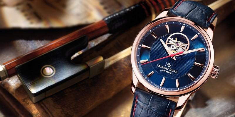Albert Riele Concerto 142GA04-SP66I-LT watch