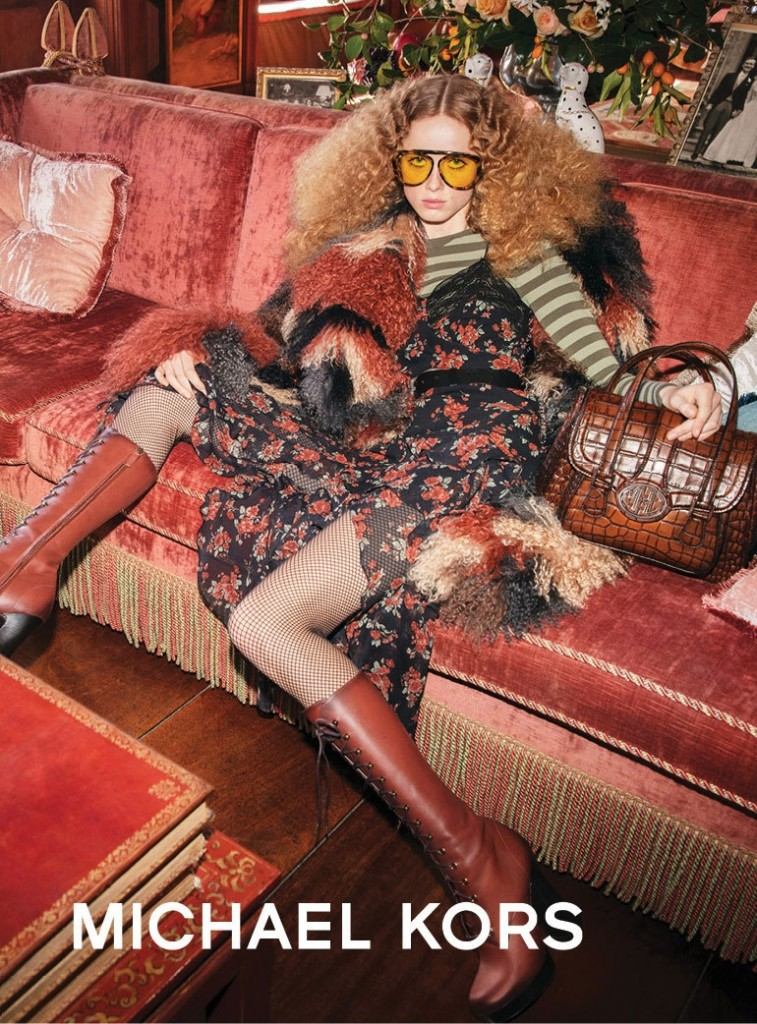 Alberto Gozzi acquired by global fashion luxury group - Michael Kors shoes