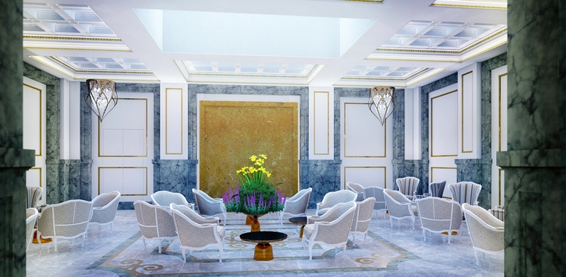 Aleph Rome Hotel, Curio Collection by Hilton, is now open-