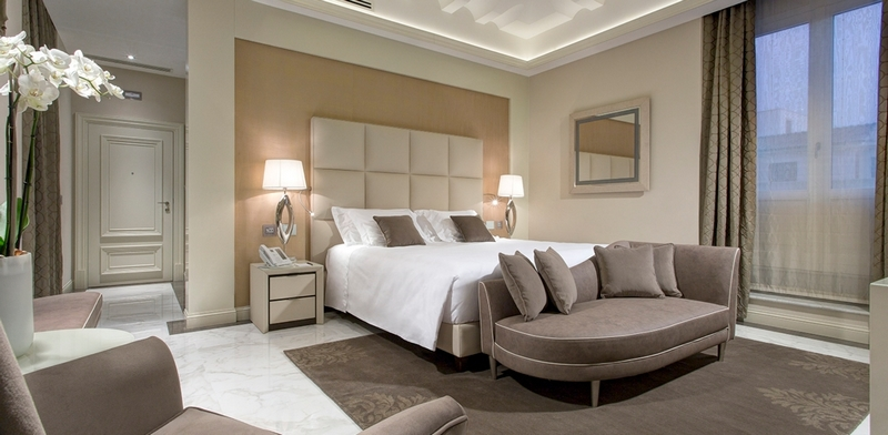 Aleph Rome Hotel, Curio Collection by Hilton, is now open - Barberini Suite