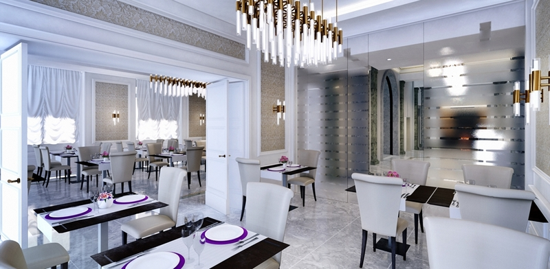 Aleph Rome Hotel, Curio Collection by Hilton, is now open - Restaurants