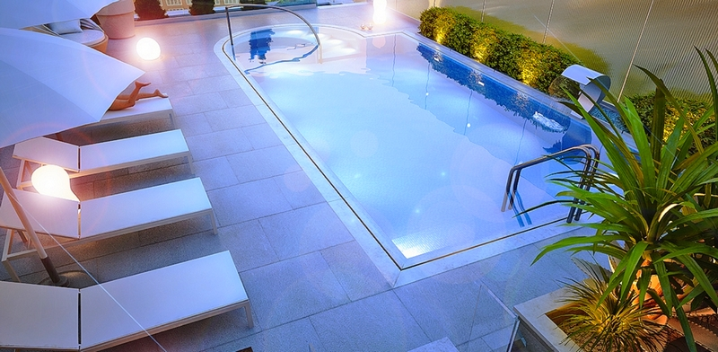 Aleph Rome Hotel, Curio Collection by Hilton, is now open - Rooftop Pool