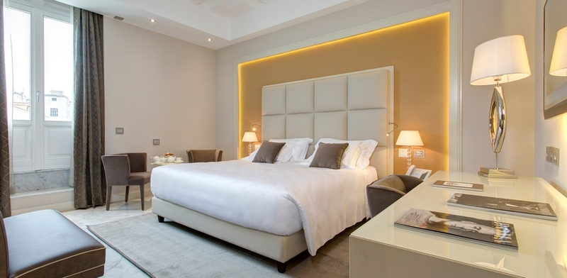 Aleph Rome Hotel, Curio Collection by Hilton, is now open - Rooms and Suites with terraces