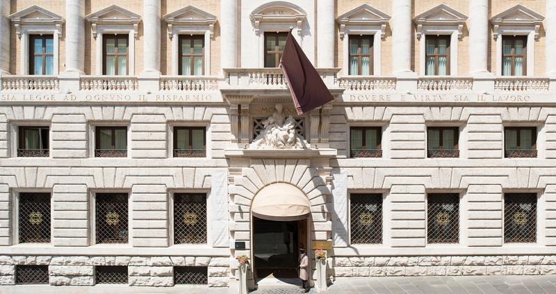 Aleph Rome Hotel, Curio Collection by Hilton, is now open