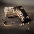 Alexander McQueen soft Nappa leather clutch bags