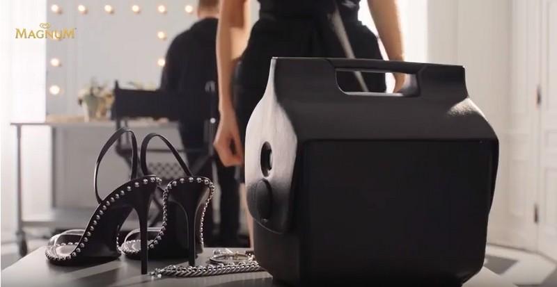 Alexander Wang and Bella Hadid unveil exclusive ice-cream cooler bag-2018