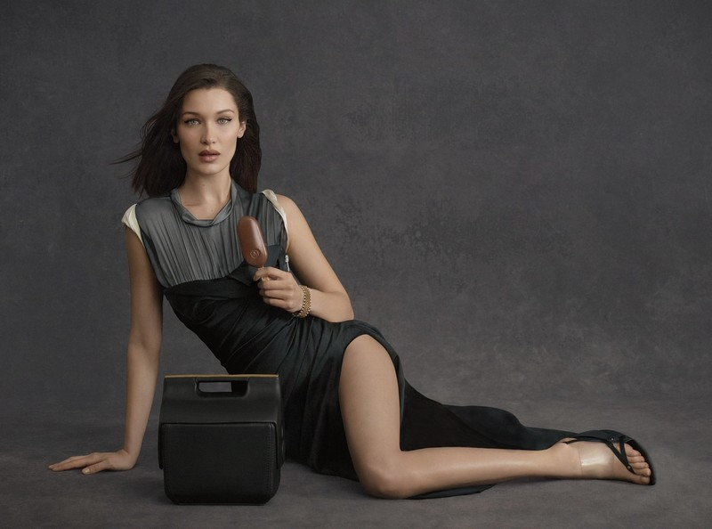 Alexander Wang and Bella Hadid unveil exclusive ice-cream cooler bag