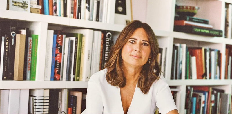 Alexandra Shulman ex Vogue UK