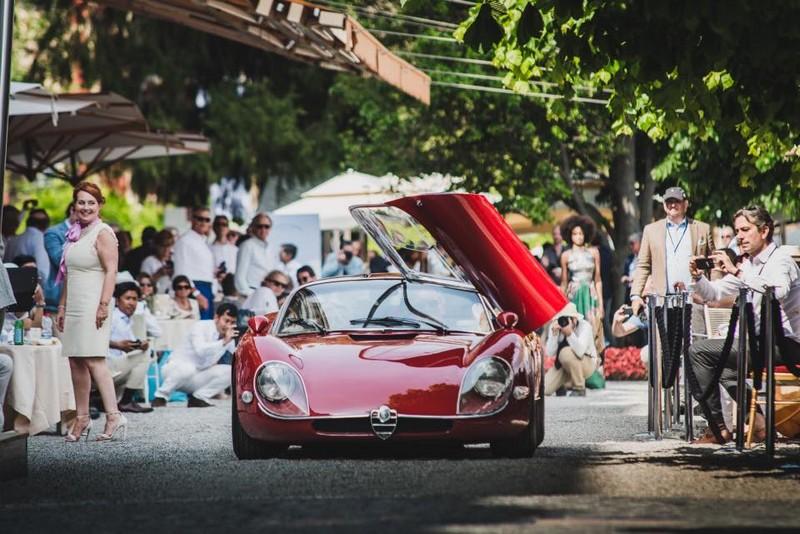 Alfa Romeo 33-2 Stradale - Trofeo ASI-