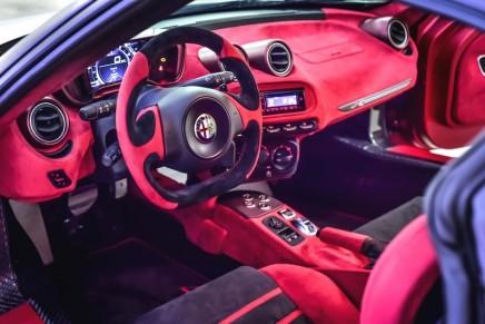 2015 Dubai Motor Show: La Furiosa – a concept vehicle from Milan-based Garage Italia Customs