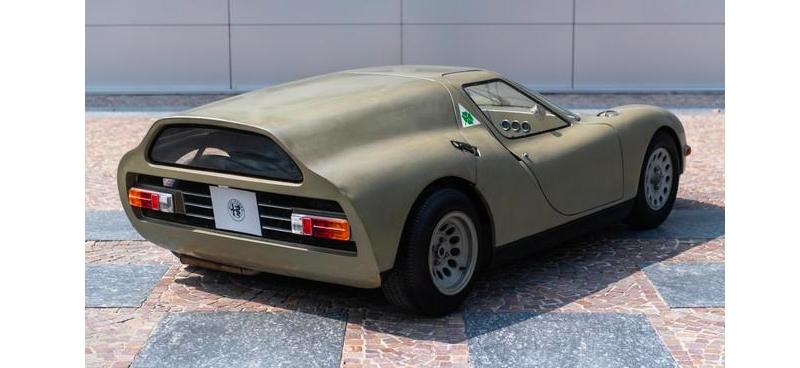 Alfa Romeo Heritage Scarabeo -
