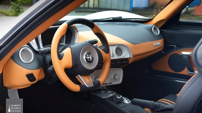 Alfa Romeo Mole Costruzione Artigianale 001 photos- interior