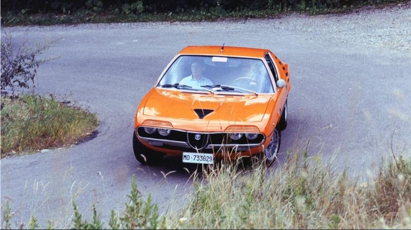 Alfa Romeo Montreal original