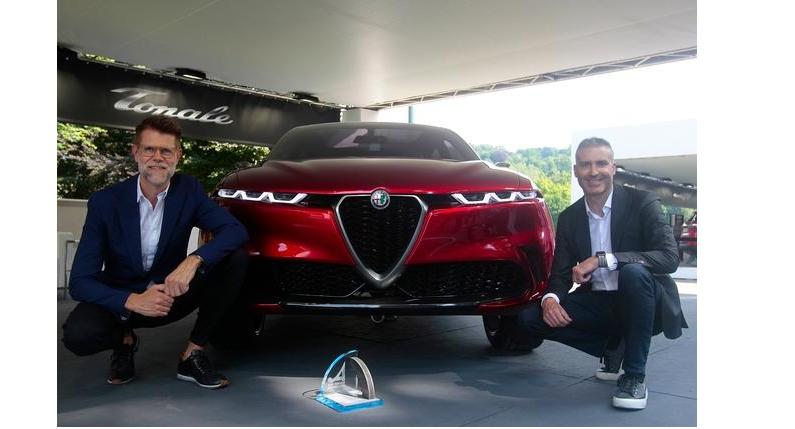 Alfa Romeo Tonale Concept Car - 2019-01