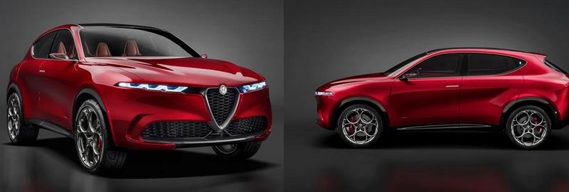 Alfa Romeo Tonale Concept Car - 2019-02