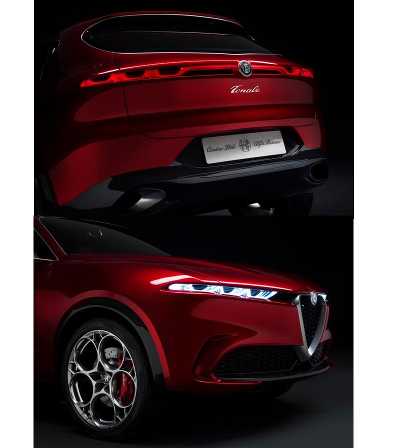 Alfa Romeo Tonale Concept Car - 2019-03