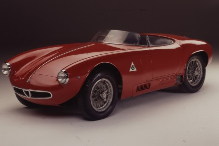 Alfa Romeo at the most prestigious travelling museum in the world
