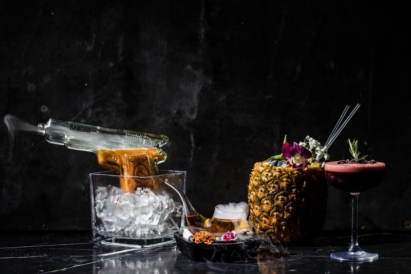 Alibi Woolloomooloo cocktails
