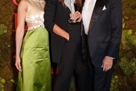 Green Carpet awards sprinkle stardust on Milan fashion week