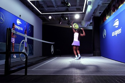 New Augmented Reality Technology debuts at 2019 US Open