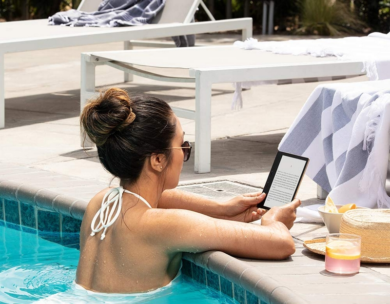 All-new Kindle Oasis 2019