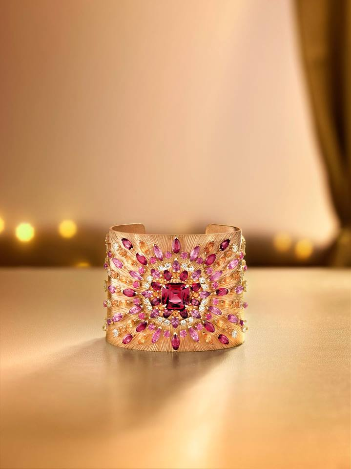 All of summer in a Piaget cuff