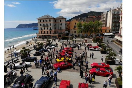Dolce Vita at Alassio Classic Concours d'Elegance 2019