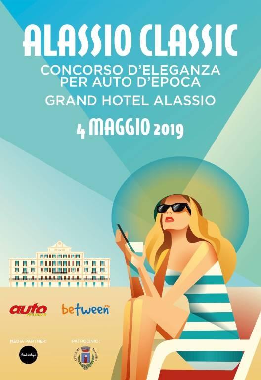 Allassio Classic Contest of Elengace 2019-poster