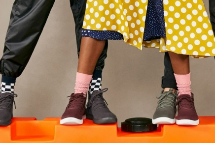 Goodbye 'ugly' shoes – hello comfy trainers for the hygge generation
