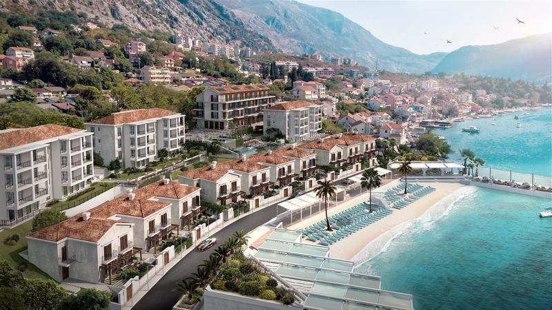 Allure Palazzi Kotor Bay Hotel by Karisma-beach