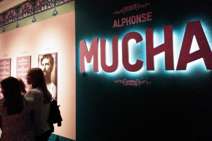 Alphonse Mucha, the Art Nouveau inventor. First major retrospective opened in Rome
