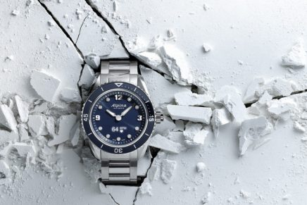 AlpinerX Comtesse Glacier: The only detail that gives away how smart it really is?
