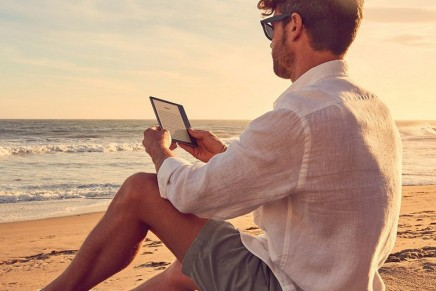 Amazon Kindle Oasis 2017 review: the Rolls-Royce of e-readers