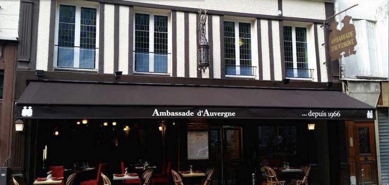 Ambassade d'AuvergneCentre Pompidou