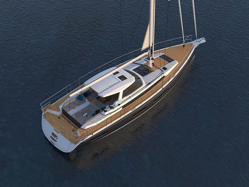 Amel 50 Yacht 2017-01