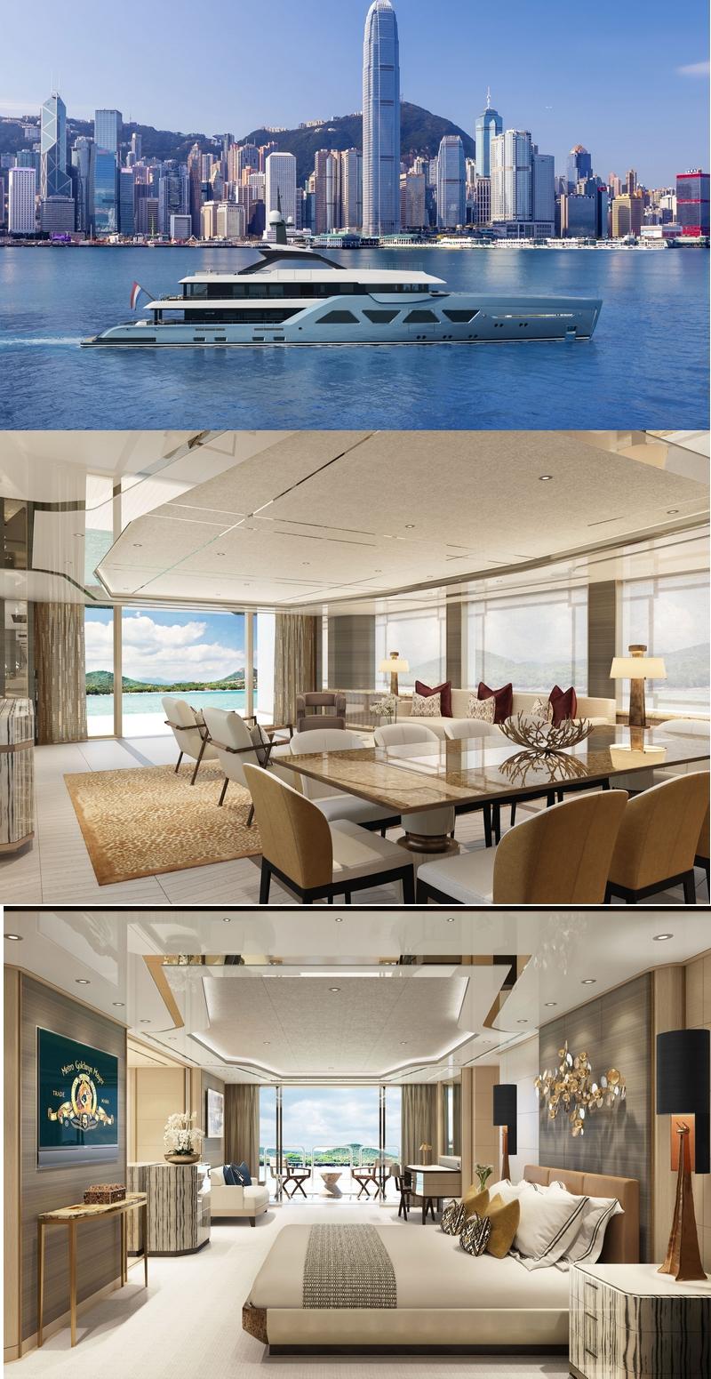 Amels Yachts Amels 60 - int