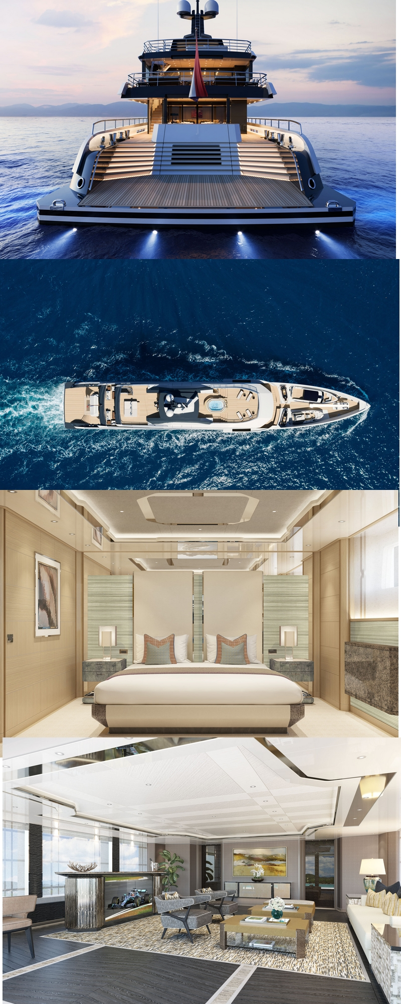 Amels Yachts announced the Amels 60 - an exciting new take on the very best Amels knowhow and craftsmanship.-2019