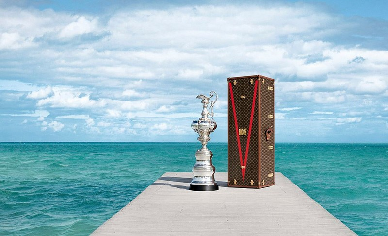 America's Cup Trophy photos