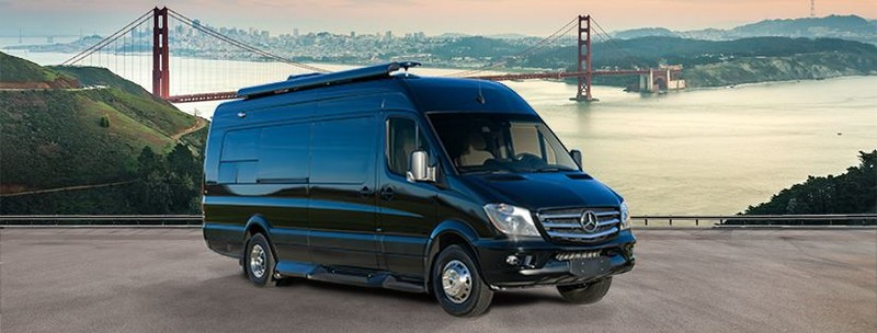 American Patriot, a luxury Class B motorhome, joins American Coach family-2017model