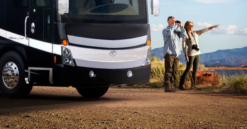 American Patriot, a luxury Class B motorhome, joins American Coach family
