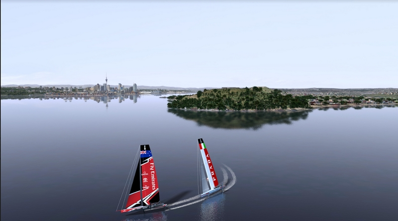 America's Cup 36-