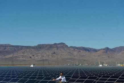 Las Vegas to get 100% of its electricity from renewable energy