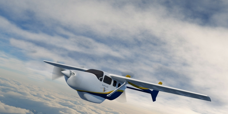 Ampaire The largest hybrid-electric aircraft flying today