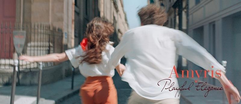 Amyris extrait de parfum, the new fragrance duo from Maison Francis Kurkdjian-