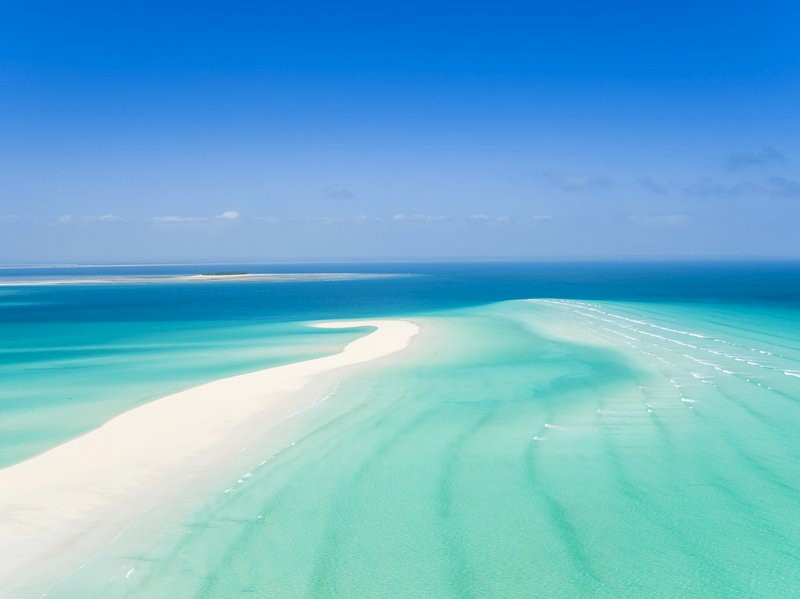 Anantara Medjumbe Island Resort photos 50 shades of blue