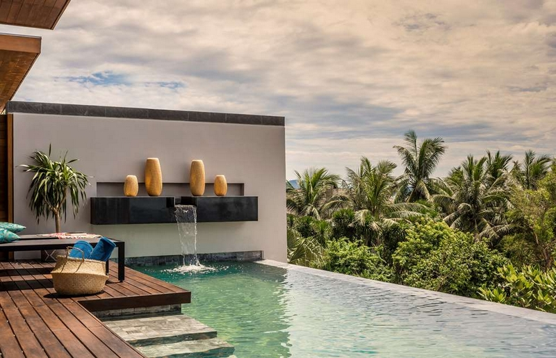Anantara Quy Nhon Villas Vietnam-Pool Deck