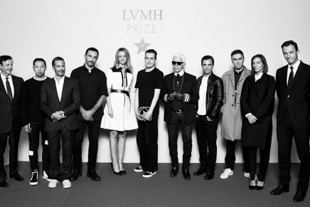 Thomas Tait, Miuniki and Hood by Air – the winners of the First Edition of the LVMH Prize for Young Fashion Designers