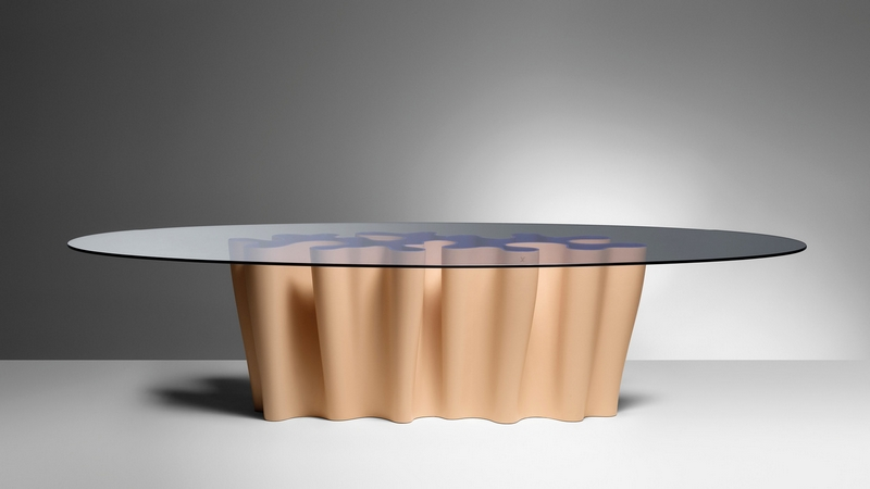 Anemona table by Atelier Biagetti.