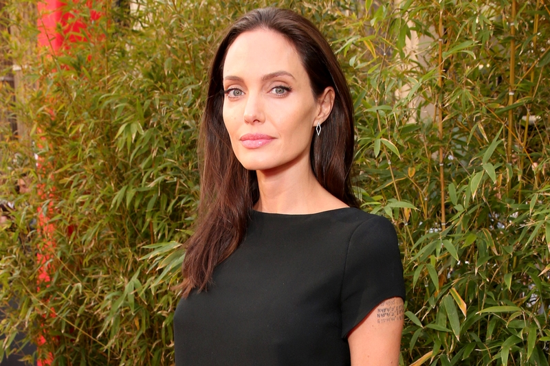 Angelina Jolie is the new icon for Guerlain
