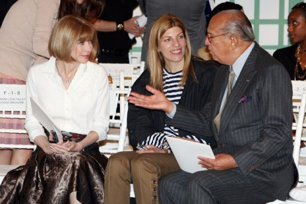 Oscar de la Renta and Prabal Gurung offer premium seating at the highly sought after 2014 New York Fashion Week shows